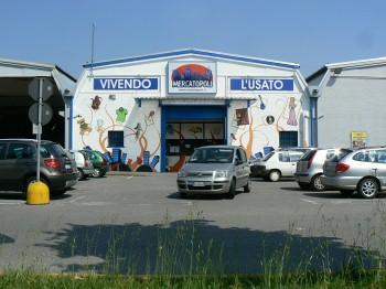 Mercatopoli Verdello: il mercatino dell\'usato della Bergamo