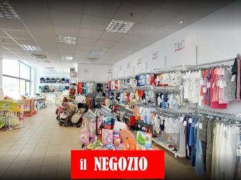 Baby Bazar Lallio: il negozio dell\'usato per bambini a Bergamo