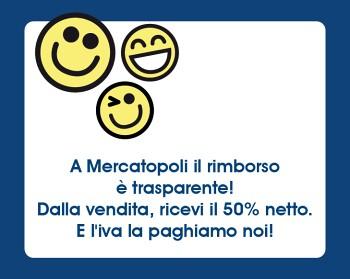 Mercatopoli Rezzato: il mercatino dell\'usato della Brescia
