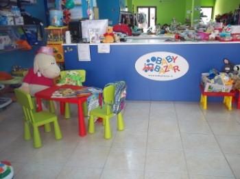 Baby Bazar Brindisi: il negozio dell\'usato per bambini in Puglia