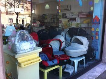 Baby Bazar Lecce: il negozio dell\'usato per bambini in Puglia